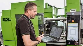 Foto de Engel presenta seis paquetes de mantenimiento de inyectoras y robots