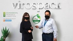 Foto de Virospack entrega los premios del primer concurso de propuestas medioambientales