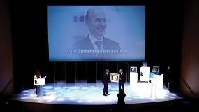 Foto de Aitor Zumarraga, director general de CMZ, elegido 'Mejor Empresario Vasco 2019'