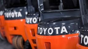 Foto de Toyota Material Handling España, patrocinador de las 42 Jornadas CEL