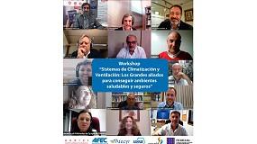 Foto de Conclusiones del workshop 'Sistemas de climatización y ventilación: Los grandes aliados para conseguir ambientes saludables y seguros'