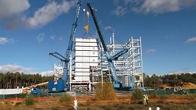 Foto de El sector de la generación eléctrica con biomasa quiere instalar 700 MW hasta 2025