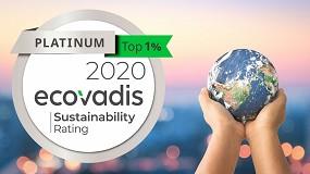 Foto de Omron obtiene la calificación Platinum en sostenibilidad de EcoVadis