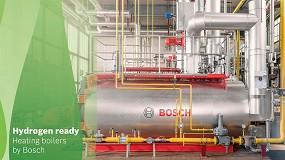 Foto de El hidrógeno en el mercado de la calefacción y el agua caliente, analizado en el primer ExpertTalk de Bosch Termotecnia