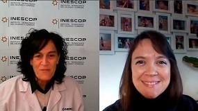 """Foto de VideoEntrevista a Ana Torró, responsable de Laboratorio y Calidad de Inescop: """"Con más de 100 ensayos de laboratorio acreditados, somos el centro tecnológico con el alcance más completo de toda España"""""""