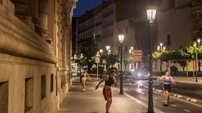 Foto de Renovación de alumbrado exterior de la ciudad de Valencia