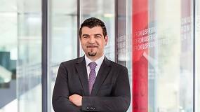 Foto de Harald Scherleitner, de Fronius, nuevo vicepresidente de la Asociación Europea de Soldadura