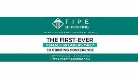 Foto de Women in 3D Printing organiza la primera conferencia anual TIPE