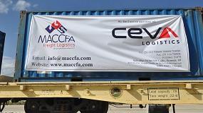 Foto de CEVA Logistics continúa la expansión africana con joint ventures en Egipto y Etiopía