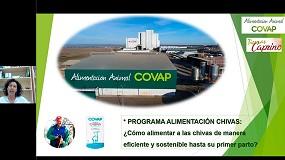 Foto de Eficacia y sostenibilidad en los programas de alimentación de cría y recría en ganado caprino