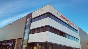 Foto de Moldstock inaugura un nuevo centro logístico de 9.000 metros cuadrados en Barcelona