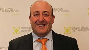 Foto de Fernando Ezquerro, nuevo presidente sectorial de Vino de Cooperativas Agro-alimentarias de España