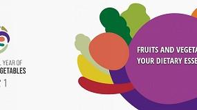 Foto de 2021: Año Internacional de las Frutas y las Verduras