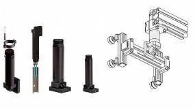 Foto de Gimatic presenta OFN, nueva gama de mini-volteadores neumáticos concebidos para EOAT pequeños