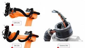 Foto de Gimatic Iberia presenta CiRo de RSP, para resolver los problemas con el cableado interno de los robots.