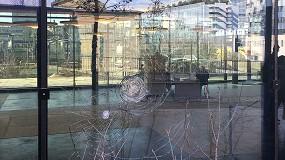 Foto de El vidrio en la fachada. Patologías y soluciones