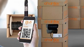 Foto de El sistema de transporte para cables Igus Chainflex reduce el 84% de los costes de envío