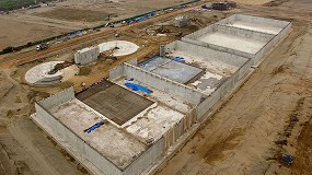 Foto de Avanzan las obras de la EDAR Pachacútec en Perú que beneficiará a más de 200.000 habitantes