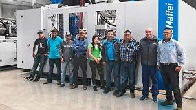 Foto de Cajas de aguacate: un cliente de KraussMaffei aumenta su producción más de un 200% en México