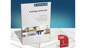 Foto de Nueva tarifa-catálogo Suicalsa 2021