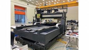 Foto de VAD Instrument elige los encóderes ópticos UHV de Renishaw para sus plataformas de movimiento