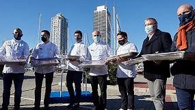 Foto de Provacuno entrega 1.000 comidas con carne de vacuno cocinadas por estrellas Michelin