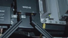 Foto de D-Link proporciona alta conectividad 4G para controlar el aforo en los trenes de Metrovalencia (FGV)