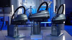 Foto de Omron lanza la nueva generación de robots de la serie Scara i4L