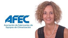 Foto de Marta San Román, nombrada directora adjunta de Afec