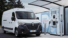 Foto de El parque de vehículos a gas natural en España alcanza las 30.000 unidades
