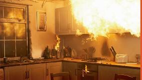 Foto de Primer balance de incendios en vivienda en 2020, medidas preventivas