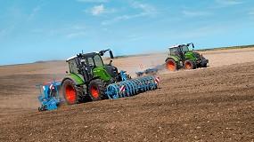 Foto de Fendt logra matriculación de tractores récord en Alemania y Francia