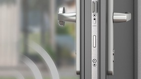 Foto de Roto Safe Eneo CC, cerradura para el desbloqueo automático de puertas