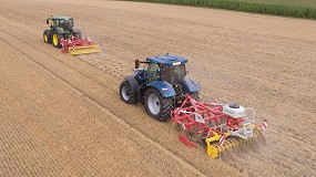 Foto de El mercado de tractores nuevos cae un 10,1% y el de cosechadoras crece un 8%