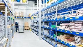 Foto de BITO equipa el centro de distribución de la cadena de supermercados Volg