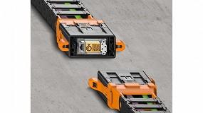Foto de El nuevo adaptador de Igus reduce el tiempo de montaje de las cadenas portacables en un 80%