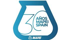 Foto de Mapei cumple 30 años en España con sus materiales y soluciones constructivas
