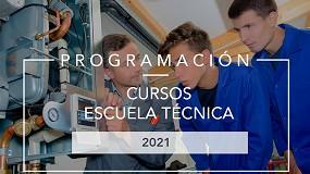 Foto de La Escuela Técnica de Agremia pone en marcha un programa de formación basado en la especialización