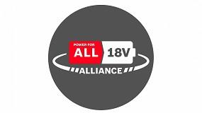 Foto de Gardena se une a la alianza Power For All para usar la misma batería para varias marcas
