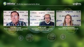 Foto de Syngenta presenta Afinto, su nuevo aliado para la fruticultura