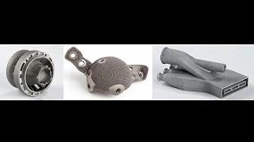 Foto de El Instituto Tecnológico Aidimme amplía su tecnología y apuesta por la impresión 3D en metal