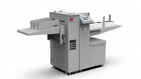 """Foto de Morgana Autocreaser PRO XL: """"El equipo de hendido ideal para alta producción y formatos hasta 130 cm"""""""
