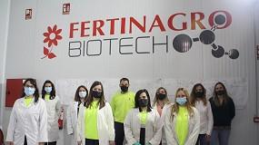 Foto de El laboratorio de Calidad de Fertinagro Biotech en Utrillas consigue la acreditación de ENAC para análisis de suelo y fertilizantes