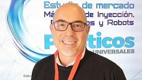 Foto de Entrevista a Antonio Muñoz, director comercial del área de inyección de Coscollola Comercial