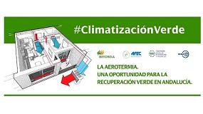 Foto de Webinar 'La aerotermia, una oportunidad para la recuperación verde en Andalucía'