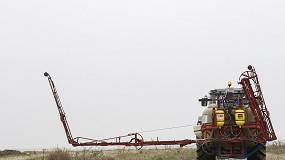Foto de UPA lidera el grupo de trabajo europeo sobre el uso sostenible de plaguicidas