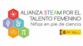 Foto de Conaif se une a la Alianza Steam por el talento femenino, 'Niñas en pie de ciencia'