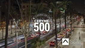 Foto de Salvi Lighting seleccionada como una de las 500 empresas líderes en crecimiento de 2020