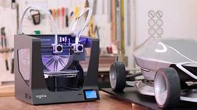 Foto de La impresión 3D permite acelerar el pensamiento creativo de los estudiantes del Istituto Europeo di Design
