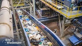 Foto de Tecnología AS-i para la gestión y el reciclaje de residuos de forma rápida y eficiente